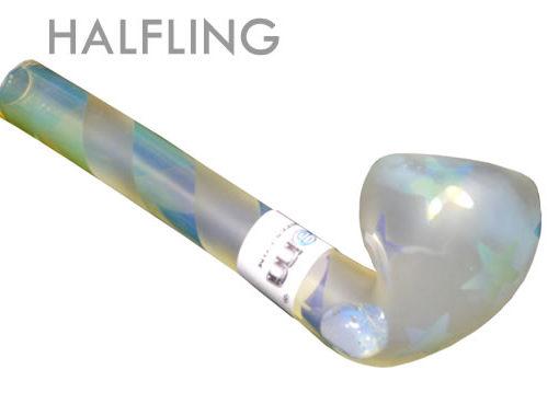Irid Dream Gandolf Pipe (size: Halfling)