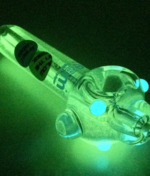 glow glitter pipe 13 large liquid pipes