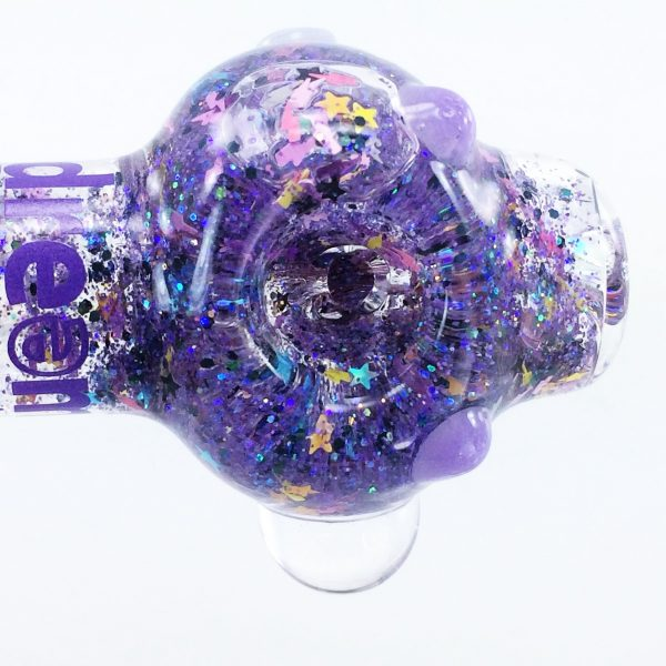 purple galaxy pipe 1 large liquid pipes