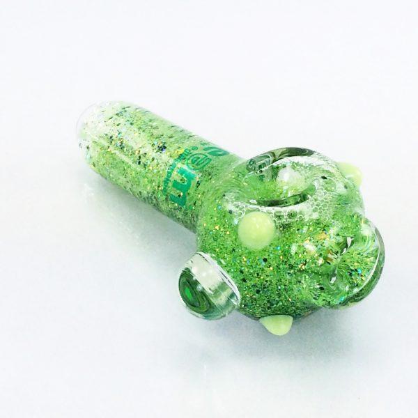 green galaxy pipe 5 small liquid pipes