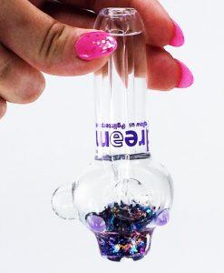 purple galaxy pipe 1 small liquid pipes